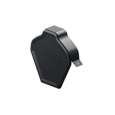 Заглушка конька торцевая для GS-LUX (Budmat X-MATT)