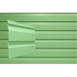 Сайдинг эконом Döcke DACHA (cветло-зеленый)