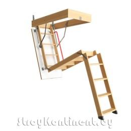 Чердачная лестница Döcke Comfort DSC 60x120x280