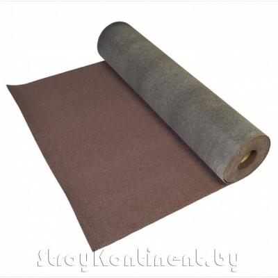 Ендовный ковёр Шинглас (коричневый) 10м²
