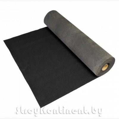 Ендовный ковёр Шинглас (чёрный) 10м²