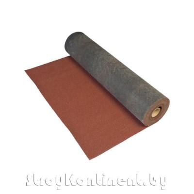 Ендовный ковёр Шинглас (красный коралл) 10м²