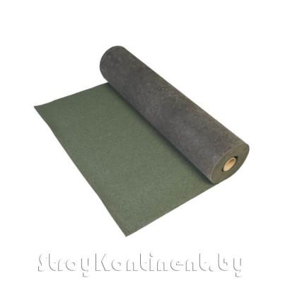 Ендовный ковёр Шинглас (тёмно-зелёный) 10м²