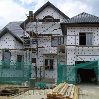 Фасадные работы в Витебске
