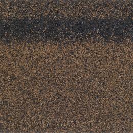 Коньки-карнизы Шинглас (микс коричневый)