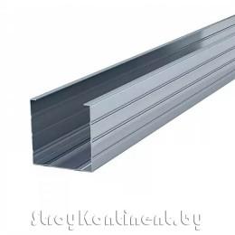 Металлический профиль стоечный (ПС) 3000x50x50