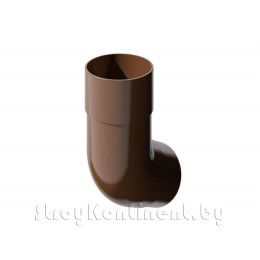 ТН ПВХ колено трубы 135 гр