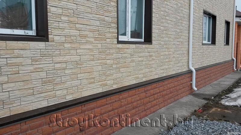 Фасадные панели в Витебске