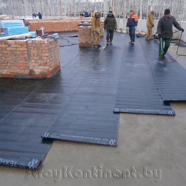 Гидроизоляционные работы в Витебске