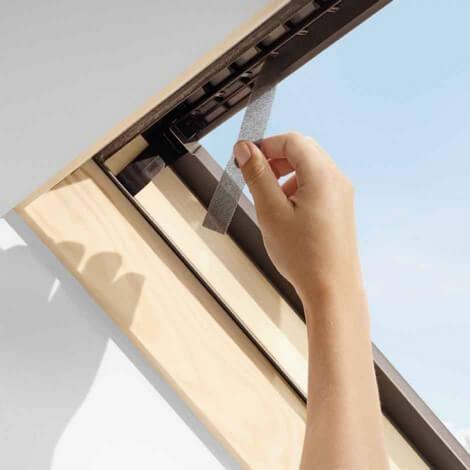 Мансардное окно Velux Optima Стандарт съёмный фильтр