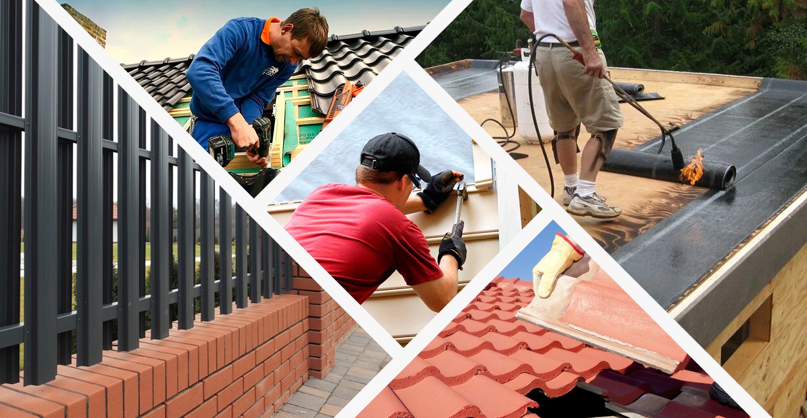 Строительные и ремонтные услуги в Витебске